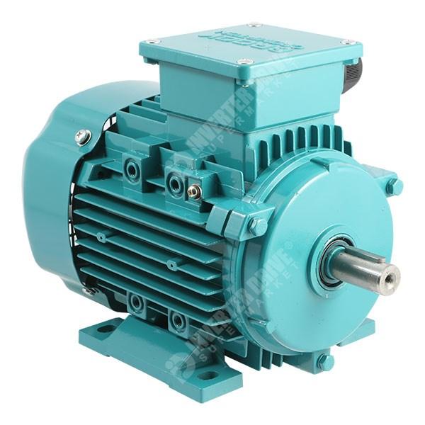 Brook Crompton Series 10 IE2 0.75kW Three Phase Motor 230V/400V 4P ...
