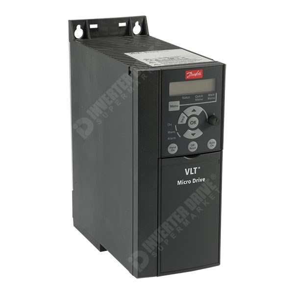 Danfoss Fc 51 Micro 2 2kw 230v 1ph To 3ph Ac Inverter