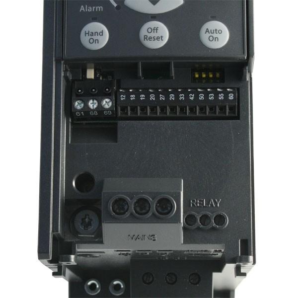 Danfoss Vlt Micro Drive Fc 51 1 5kw 400v Ac Inverter