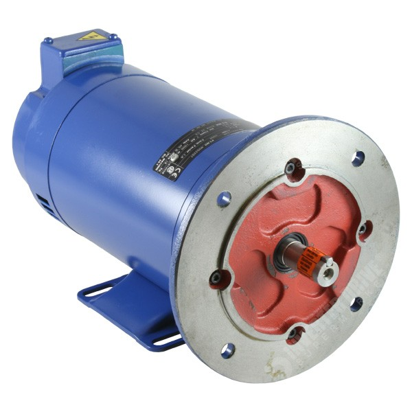 Mp80200dh 2hp X 2500rpm Dc Motor Ip23 Foot