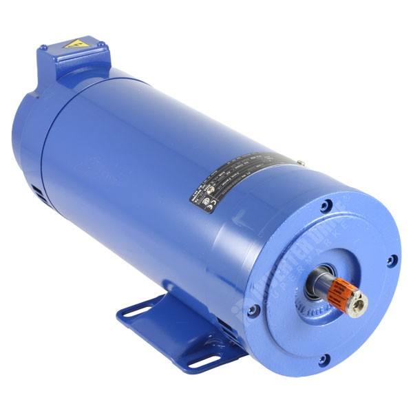 Photo of MP80/200 - 1.5kW (2HP) x 2500RPM DC Motor - IP22 - Foot Mount
