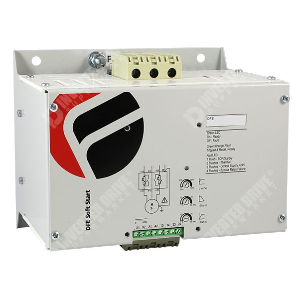 Fairford Dfe 12 Soft Starter For Three Phase