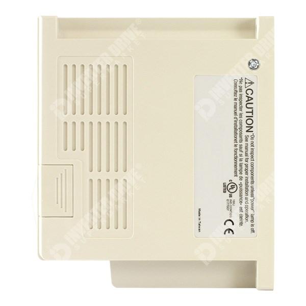 Ge Vat20 0 75kw 230v 1ph To 3ph Ac Inverter Drive  C3 Emc