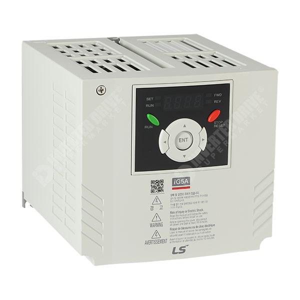 Local Motors Stock Price >> LS Starvert iG5A 4kW 400V AC Inverter Drive, DBr, Unfiltered - AC Inverter Drives (400V)