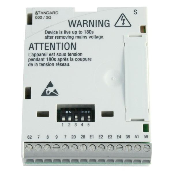 Lenze Inverter Wiring Diagram : Lenze e zafsc standard i o module for v screw type