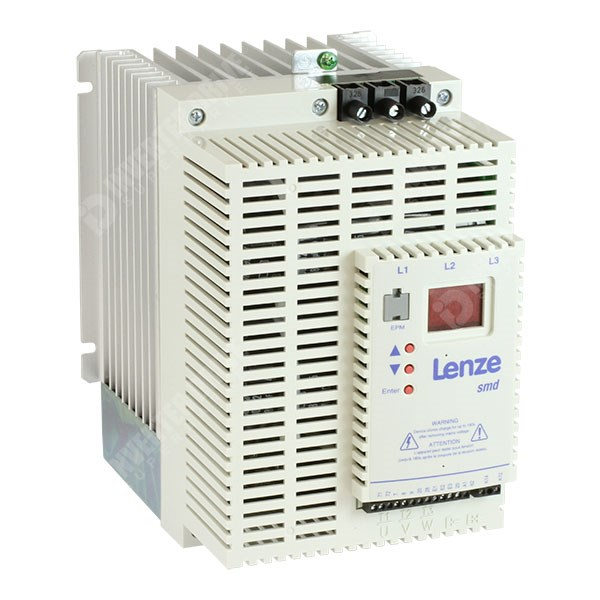 Photo of Lenze SMD 7.5kW 400V 3ph AC Inverter Drive, Full IO, Unfiltered