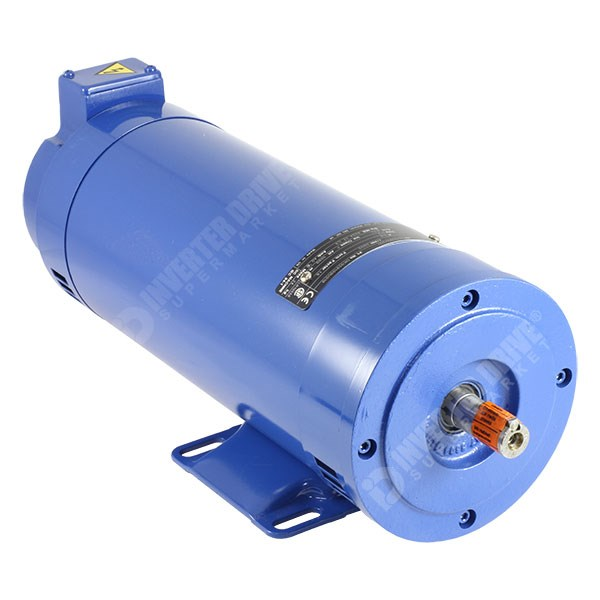 Photo of MP80200 - 1.5kW (2HP) x 2500RPM 180V Foot Mount DC Motor