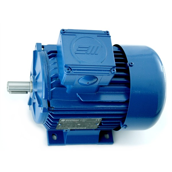 Marelli 4kw 5hp 400v 3ph 2 pole ac motor for speed 3 phase motor speed control