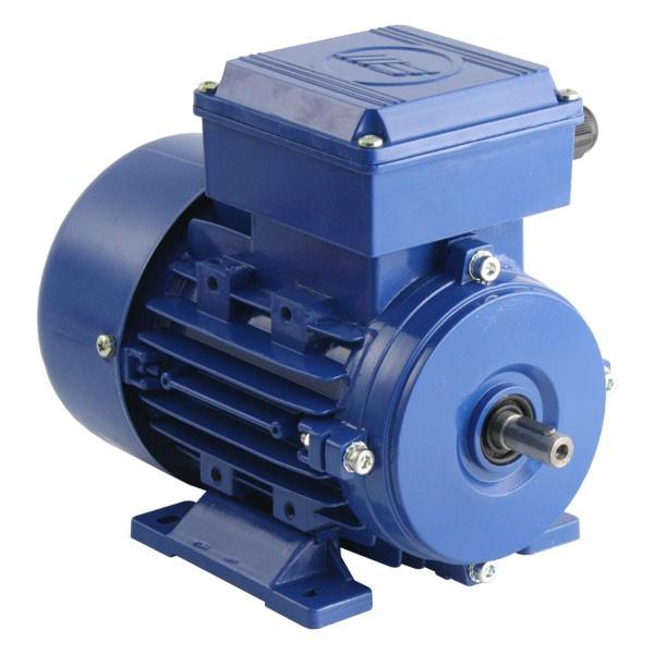 Marelli 230v single phase motor 1 6hp cap run for Single phase motor inverter