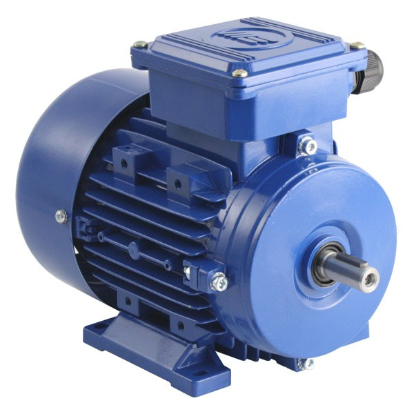 Marelli 0 5hp 4 pole 230v 400v 3ph b3 foot 5hp motor