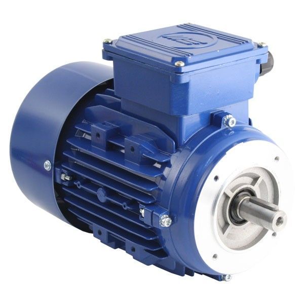 Ac Motor 3kw 4HP 4Pole 4 Pole Marelli MLA100LB4 on electric motor encoders
