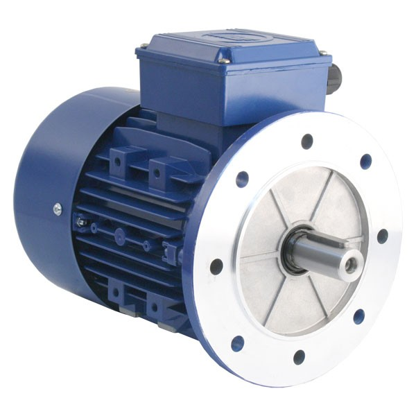 Marelli 230v Single Phase Motor 1 5kw 2hp Cap Start 2p