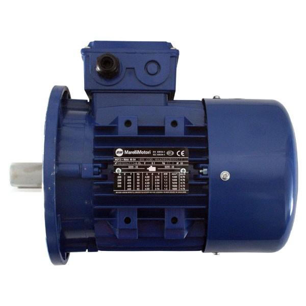 Marelli 3hp 230v 400v 3ph 4 Pole Ac Motor For