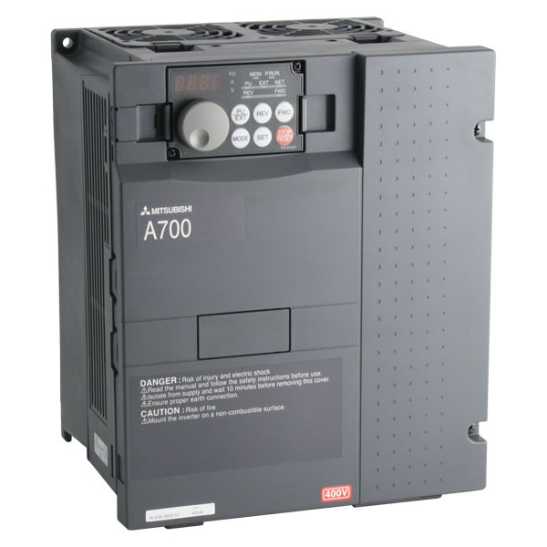 Photo of Mitsubishi FR-A700 7.5kW/11kW 400V - AC Inverter Drive Speed Controller