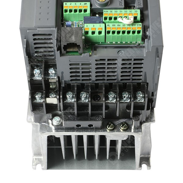 Mitsubishi D720S - 1 5kW 230V 1ph to 3ph AC Inverter Drive Speed