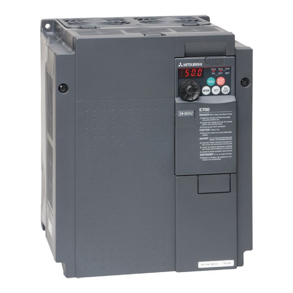 Photo of Mitsubishi FR-E700 11kW 400V – AC Inverter Drive Speed Controller, Unfiltered