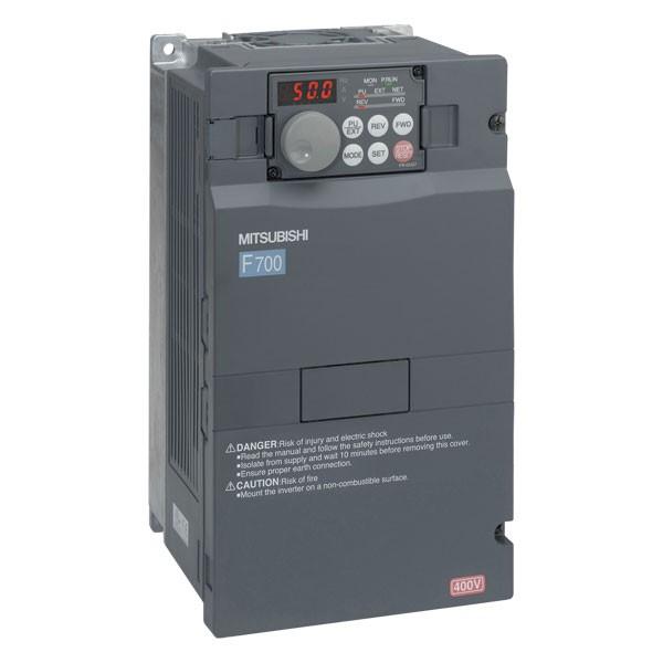 mitsubishi fr f700 0 75kw 400v fan pump ac inverter drive speed rh inverterdrive com Mack F700 mitsubishi f700 vfd manual pdf