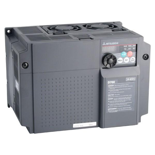 mitsubishi d700 sc 5 5kw 400v 3ph ac inverter drive dbr sto rh inverterdrive com mitsubishi fr-d740-120-ec manual mitsubishi fr-d740 manual español