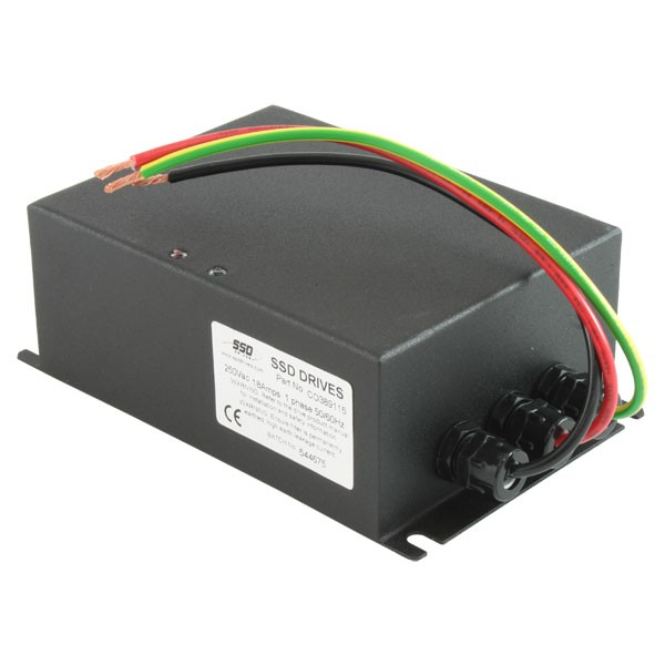 Photo of Parker SSD CO389115 - EMC/RFI Filter to 18A for 506, 507 & 508 DC Thyristor Drives