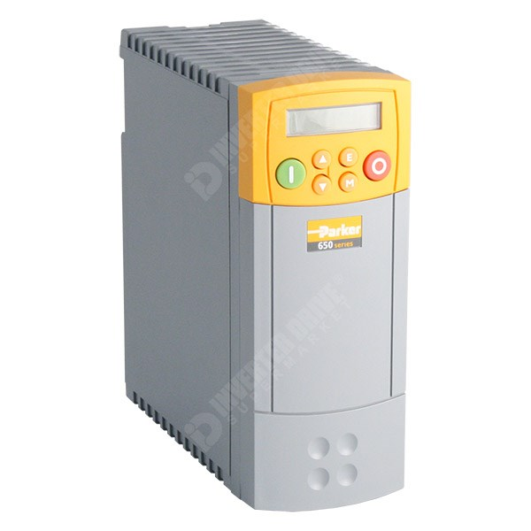 Photo of Parker SSD 650 1.5kW 230V 1ph to 3ph - AC Inverter Drive Speed Controller