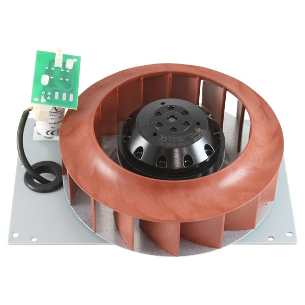 Cooling Fan Drive : Parker ssd spare v fan assembly motor for frames