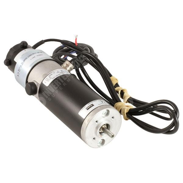Parvex dc servo motor tacho rx130hr1300 brushed dc for Dc motor servo controller