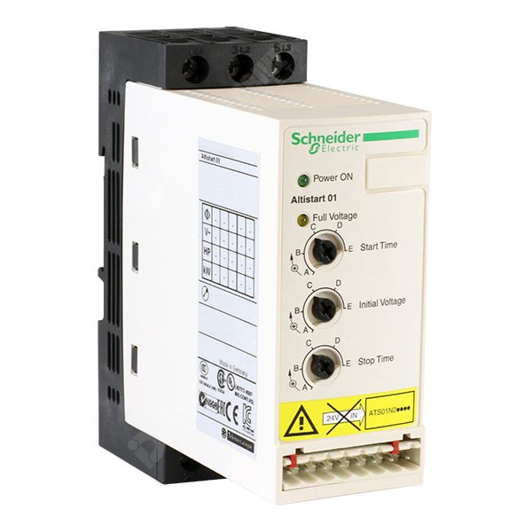 Schneider Ats01 4kw Digital Soft Starter