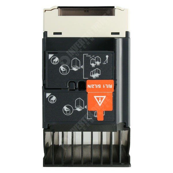 Photo of Schneider ATV12 IP20 0.75kW 230V 1ph to 3ph AC Inverter Drive, C1 EMC