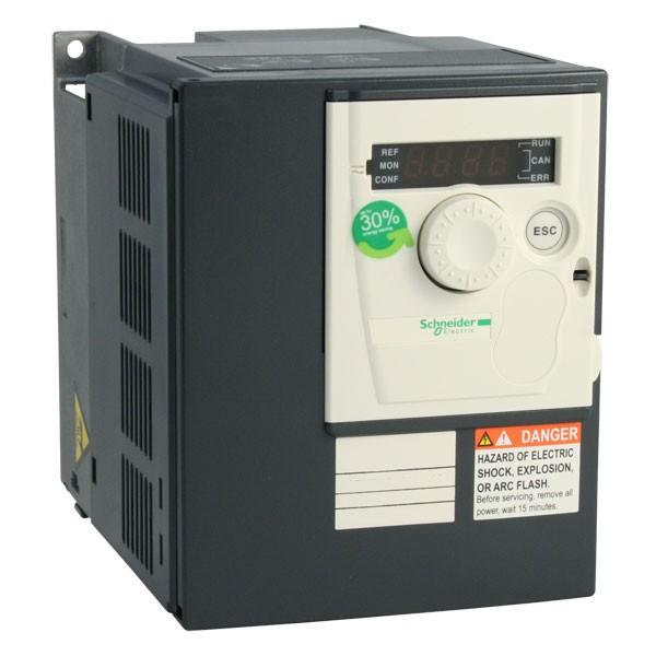 Schneider Altivar 312 0 75kw 400v 3ph Ac Inverter Drive