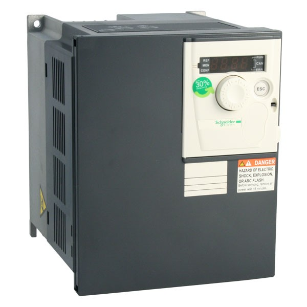schneider altivar 312 2 2kw 400v 3ph ac inverter drive speed photo of schneider altivar 312 2 2kw 400v 3ph ac inverter drive speed controller