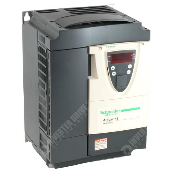 Schneider electric altivar 71 manual data set schneider atv71 ip20 7 5kw 230v 3ph to 3ph ac inverter drive c3 emc rh inverterdrive com schneider electric vfd altivar 71 manual contactor relay wiring asfbconference2016 Choice Image