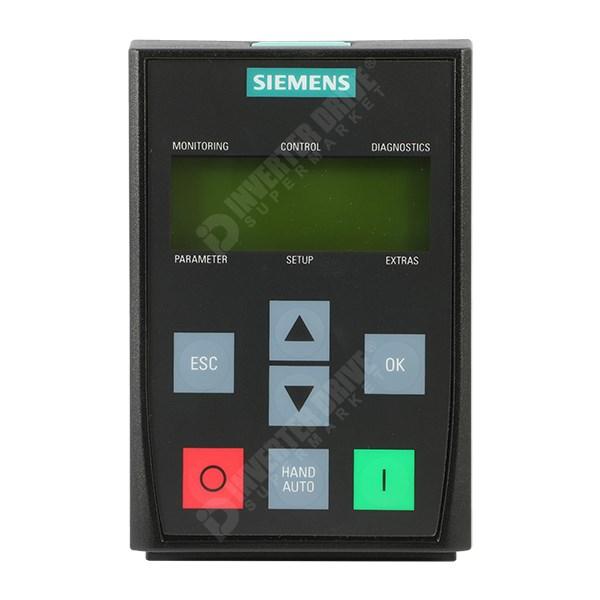 Siemens Sinamics G120 Bop 2 Basic Operator Panel With