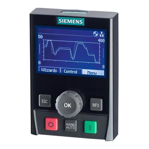Siemens Sinamics Iop Intelligent Operator Panel With