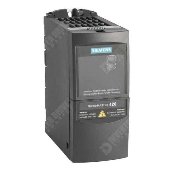 Siemens Micromaster 420 1 5kw 400v Ac Inverter Drive No