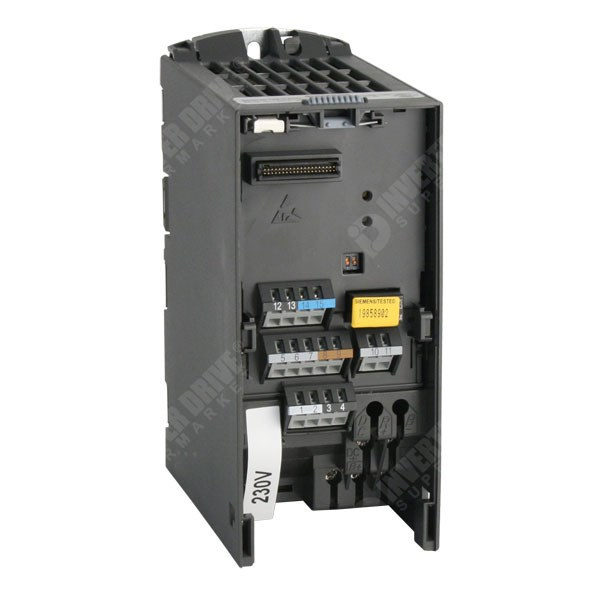 Siemens micromaster 420 4kw 400v 3ph ac inverter drive, c3 emc.