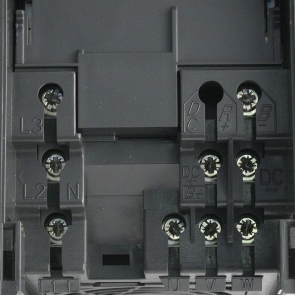 Siemens Micromaster 440 0 75kw 230v 1ph To 3ph Ac Inverter