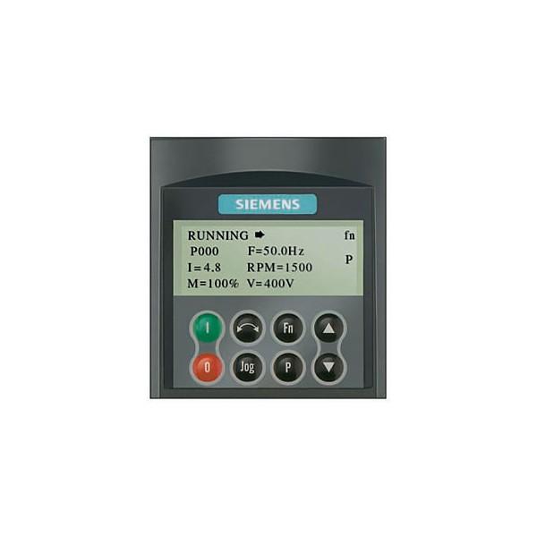 Siemens Micromaster 420 And 440 Advanced Operator Panel