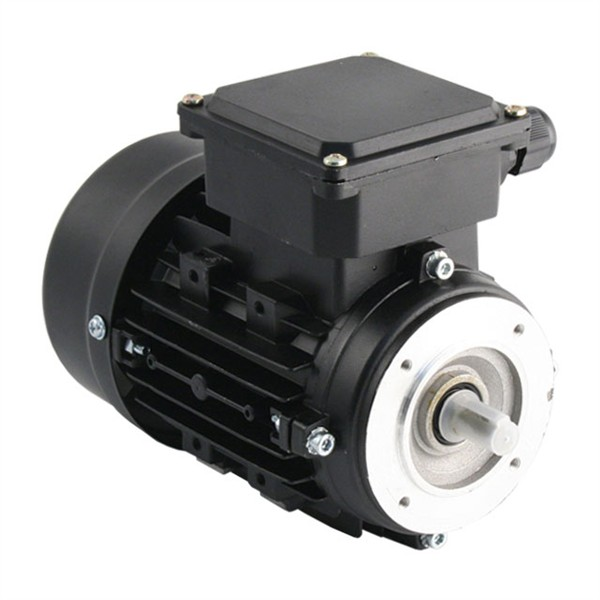 Photo of TEC - 230V Single Phase Motor 0.55kW (0.75HP) Cap Start 2P 71F Face