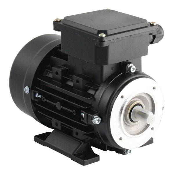 Tec Electric 4 Pole Ac Induction Motor 3ph