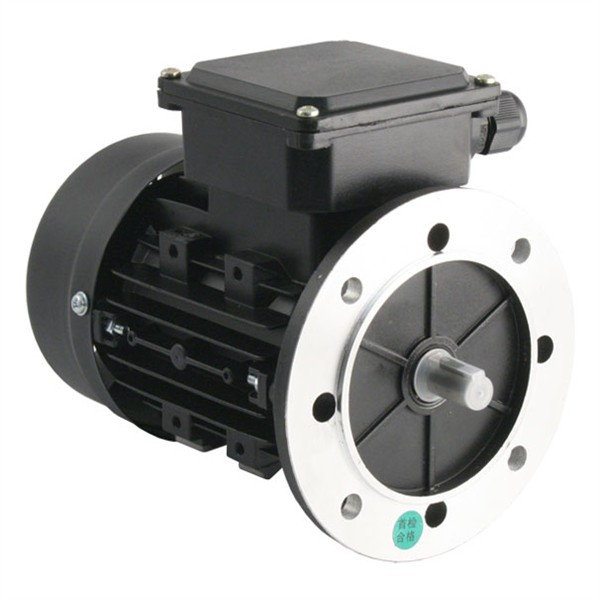 Tec Electric 0 5hp 4 Pole Ac Induction Motor 3ph