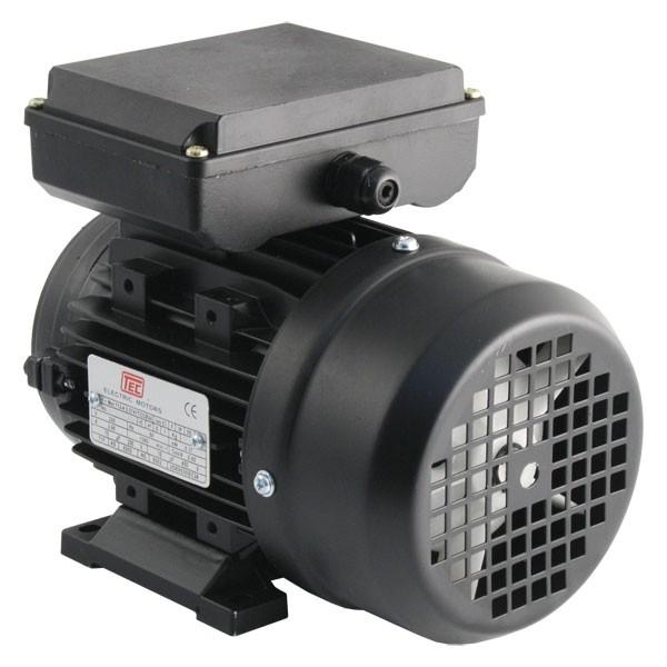Tec 230v Single Phase Motor Cap Run 2p