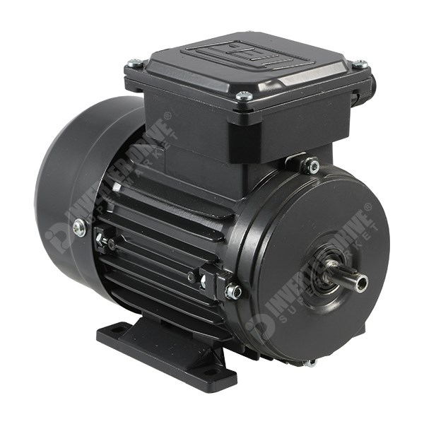 Tec Electric 2 Pole Ac Induction Motor 3ph