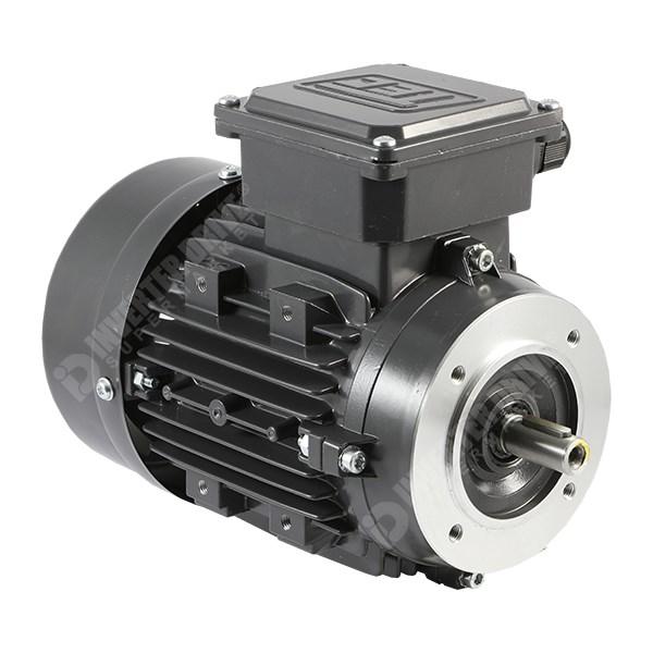 TEC Electric 0.75kW (1HP) 2 Pole 230V/400V 3ph AC Induction Motor ...