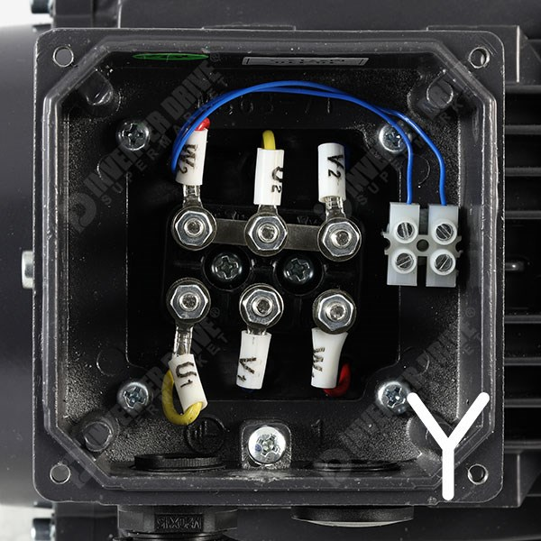Local Motors Stock Price >> TEC Electric 0.25kW (0.33HP) 4 Pole AC Induction Motor 230V/400V 3 ph B3 Foot Mount 71M4A - AC ...