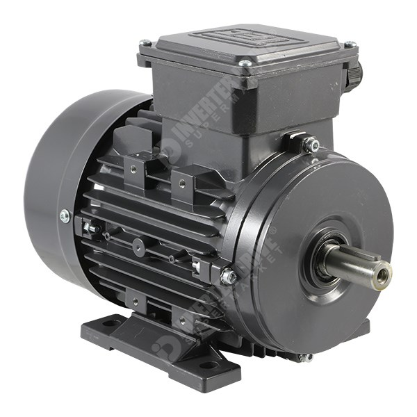Photo of TEC IE2 0.75kW (1HP) 4 Pole 3ph AC Motor 230V/
