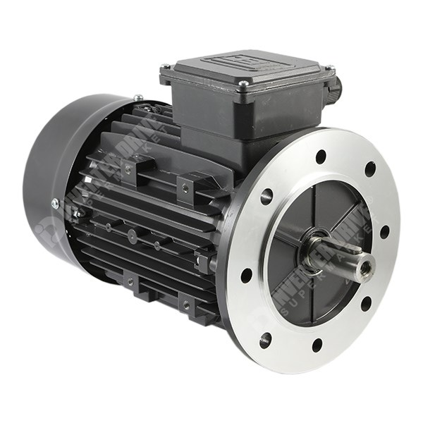 Tec electric ie2 2hp 4 pole ac induction motor for 3 phase 4 pole ac induction motor
