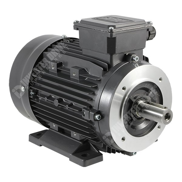 Tec electric ie2 3kw 4hp 4 pole ac induction motor for 3 phase 4 pole ac induction motor