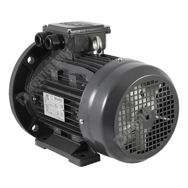 Tec electric ie2 2hp 6 pole ac induction motor for 100 hp electric motor price