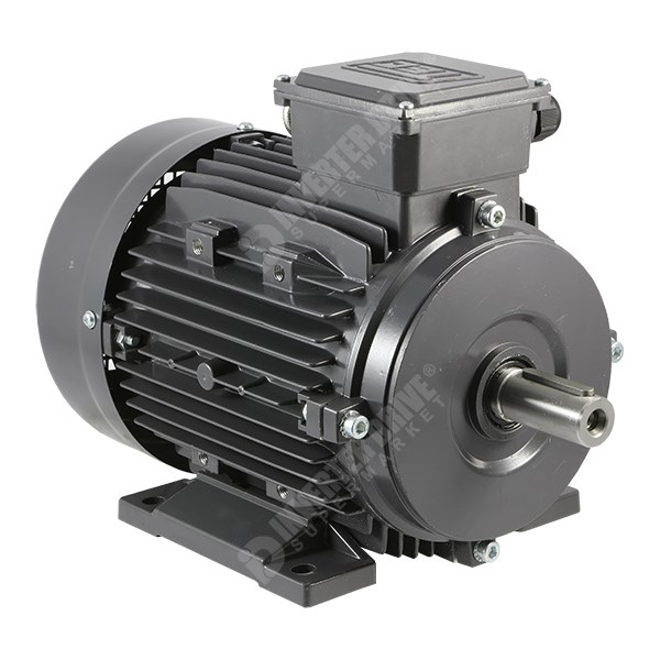 Tec electric ie2 4kw 5 5hp 4 pole ac induction motor for 3 phase 4 pole ac induction motor