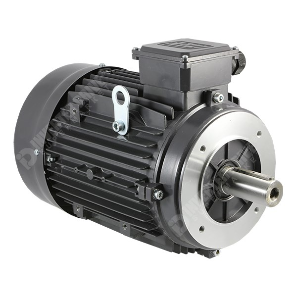 Tec ie2 10hp 4 pole ac motor 400v b14 132m frame for 10hp 3 phase motor
